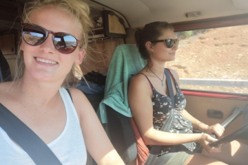 Roadtrip Algarve