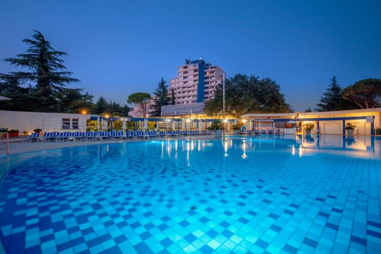 Porec - Valamar Hotel**** Diamant - Poollandschaft