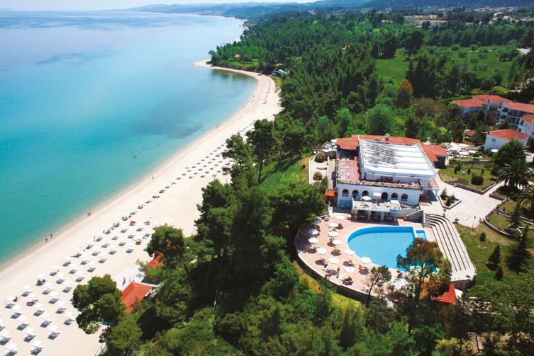 Chalkidiki - Alexander the Great Beach Hotel