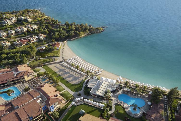 Idealtours - Chalkidiki - Hotel Anthemus Sea Beach